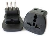 品牌:奥盛 Aosens 名称:单一意大利万用旅行转换插头 旅行转换器 型号:AS-CY-SSI12A
