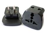 品牌:奥盛 Aosens 名称:单一八字脚万用旅行转换插头 旅行转换器 型号:AS-CY-SSI17