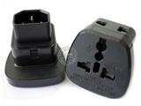 品牌:奥盛 Aosens 名称:单一IEC万用旅行转换插头 旅行转换器 型号:AS-CY-SSI320