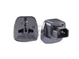 品牌:奥盛 Aosens 名称:单一IEC万用旅行转换插头 旅行转换器 型号:AS-CY-SS320