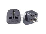 品牌:奥盛 Aosens 名称:单一美式万用旅行转换插头 旅行转换器 型号:AS-CY-SS5