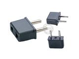 品牌:奥盛 Aosens&#10名称:欧标转接头 旅行转换插头 旅行转换器(4.0脚)&#10型号:AS-CY-X9620