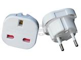 品牌:奥盛 Aosens&#10名称:英式旅行转换插头 旅行转换器&#10型号:AS-CY-EU021