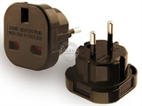 品牌:奥盛 Aosens&#10名称:欧式旅行转换插头 旅行转换器&#10型号:AS-CY-X9625