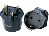 品牌:奥盛 Aosens 名称:德法式旅行转换插头 旅行转换器 型号:AS-CY-EU023