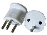 品牌:奥盛 Aosens&#10名称:瑞士转法式旅行转换插头 旅行转换器&#10型号:AS-CY-XSN01