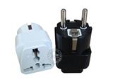 品牌:奥盛 Aosens&#10名称:单一德法式转换插头/欧标转换插头/旅行转换器/欧洲德国&#10型号:AS-CY-WD9