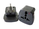 品牌:奥盛 Aosens&#10名称:单一美式万用旅行转换插头 旅行转换器(带灯)&#10型号:AS-CY-MD5