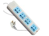 品牌:公牛 BULL&#10名称:插座 总控4联3米万用插座&#10型号:GN-410