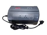 品牌:APC APC 名称:APC  UPS不间断电源插座 防雷浪涌保护500VA-300W 10分钟 型号:BK500-CH