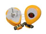 品牌:国产 Guochan&#10名称:奥格 国标三扁插头 大功率软胶插头 摔不烂插头 10-13A 全铜&#10型号:A689
