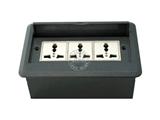 品牌:国产 Guochan&#10名称:正旦DZX-205系列桌面插座&#10型号:DZX-205