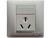 西蒙16A 三孔空调插座