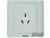 西门子中式10A三极插座5UB0100-1CC1