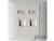 TCL-罗格朗电脑插座+电话插座LT01/C01